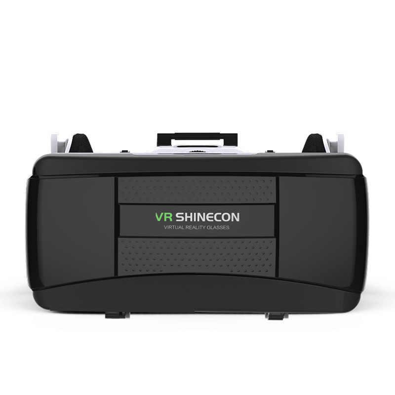 Оригинальный VR виртуальной реальности 3D очки коробка стерео VR Google картонная гарнитура шлем для IOS Android смартфон 4-6 дюймов телефон