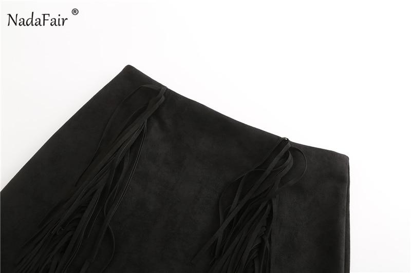 tassel suede skirts6_