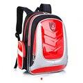 Orthopedic Waterproof Boys Girls School Bags Children Backpack Kids Teenagers Mochila Book Bag Satchel PU Leather School Bag