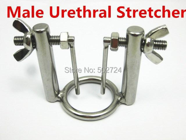 ФОТО Adult Games Male's Chastity Device Uretheral Stretcher