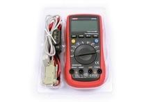 Бесплатная доставка Цифровой Дисплей Современной Цифровой Мультиметр UT61E medidor DC AC Тестер