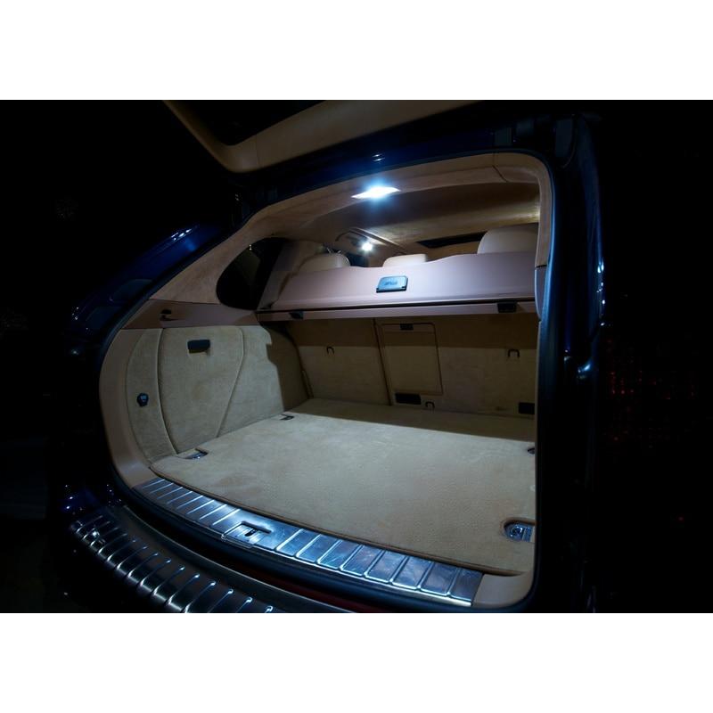 XIEYOU 95 ədəd (2002-2010) üçün 17 ədəd LED Canbus Daxili - Avtomobil işıqları - Fotoqrafiya 5