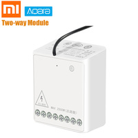 NEW Xiaomi Aqara Two way Module Smart Setting Timer APP Control One Control Multiple Device For Home Xiaomi Ecosystem Product