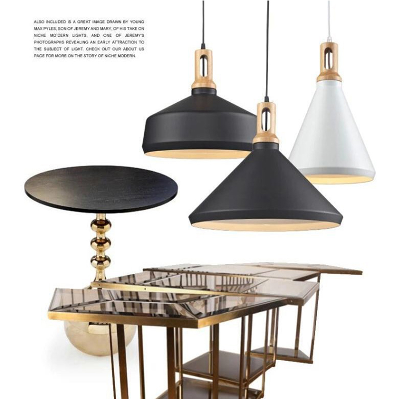 Fashion contemporary experimental magic bottle of creative three head restaurant bar aluminum solid wood Pendant lamp experimental investigation of stratified combustion