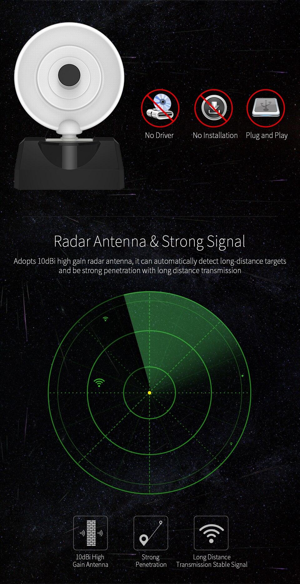 1PCS 5.8GHZ DC Micro-ondes Capteur radar 6-9 M Commutateur Intelligent double couche pour LR