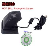 Realhelp Biometric usb Fingerprint Reader Sensor Fingerprint scanner Zkteco ZK4500 Computer PC Home Office Free SDK|  -