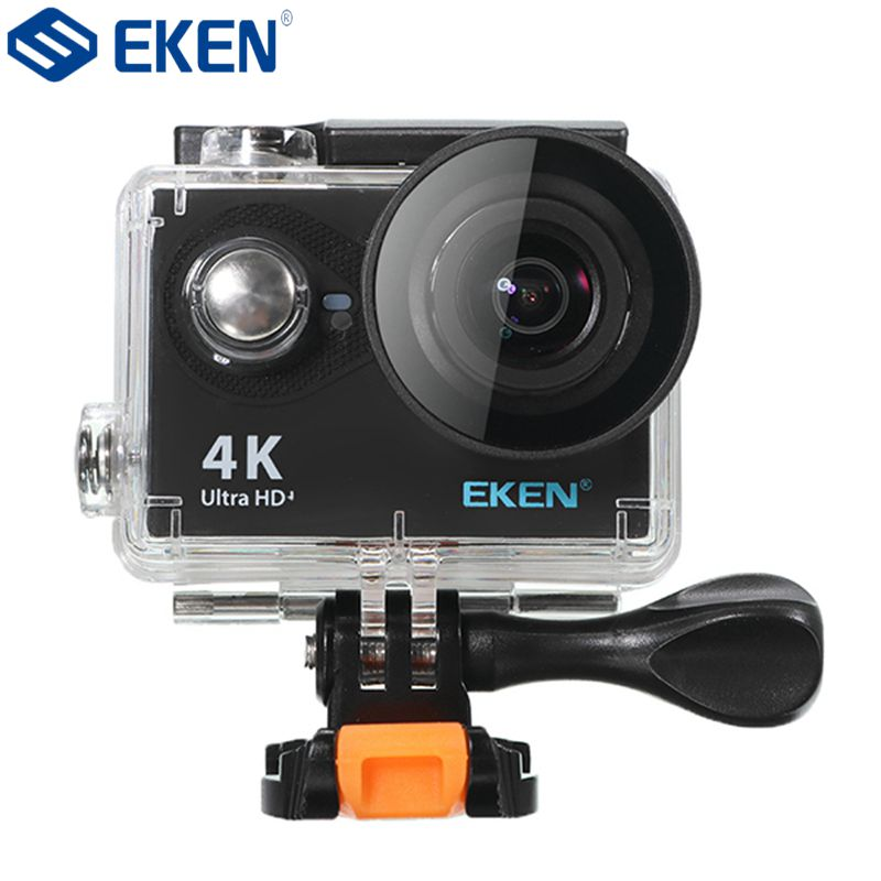 Hottest EKEN H9 PLUS Action Camera Ultra HD 4K Sport DV WiFi 2 4G Controller Micro