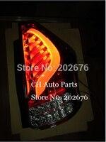 DLAND собственный светодиодный авто задние фары в сборе для TOYOTA PRIUS ZVW40/PRIUS +/PRIUS V (2012 UP)