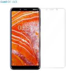 На Алиэкспресс купить стекло для смартфона 2.5d 9h premium tempered glass for nokia 3.1 plus 6дюйм. nokia 3.1plus glass protective film screen protector cover phone