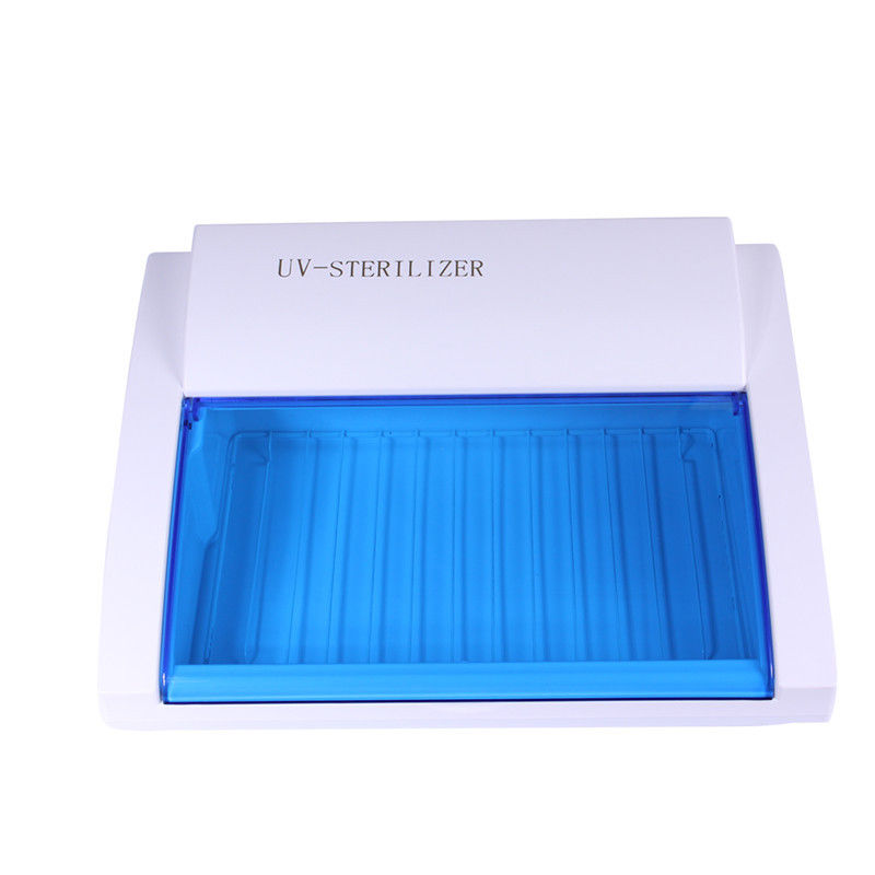 UV Nail Tool Sterilizer Disinfection Sanitizer Cabinet Drawer Clean Beauty Salon Spa