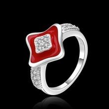 High Quality retail cheap Fashion Silver Rings Jewelry Fashion R453