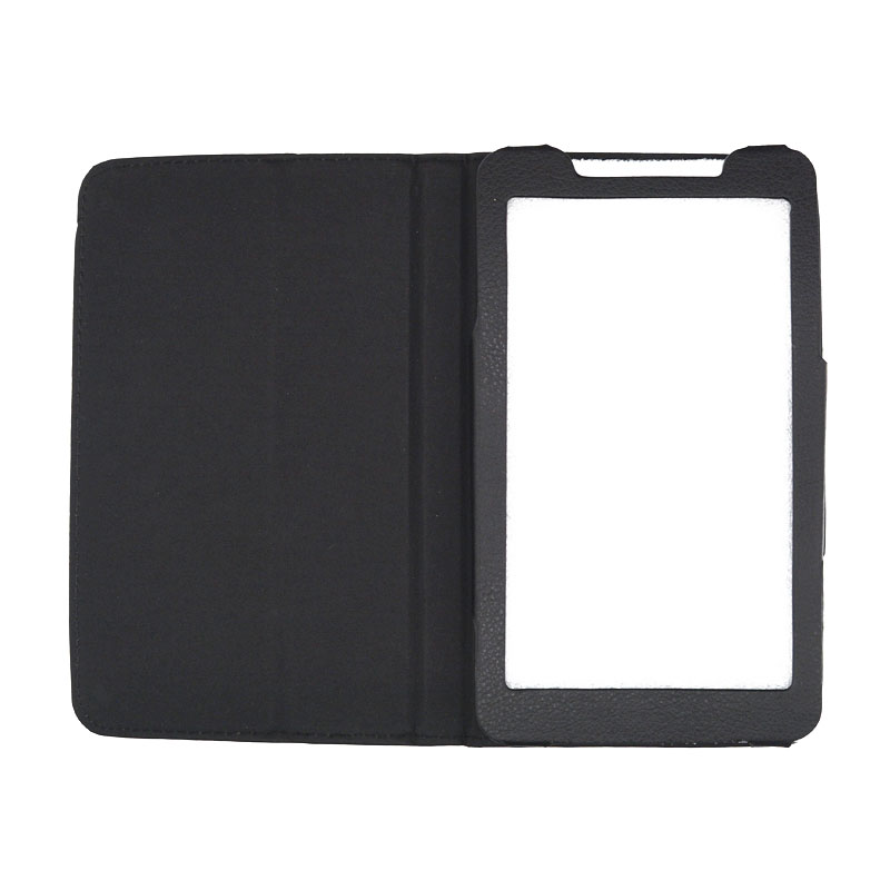 Stylus Pen For Lava T71 7 Inch Tablet Pu Leather Folding Folio Case Stand Cover Screen Protective Film