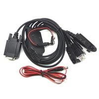 COM Programlama 5 1 Kablo ICOM Radyolar için RPC-M5XIC-376 IC-737 IC-738 IC-7400 RPC-M5XCI-V CT-17IC-1275 IC-275 GP344 GP388