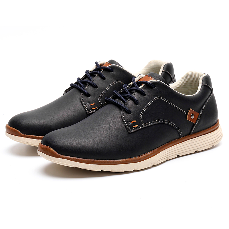 Estampage Dentelle brown Hommes 45 Dark Blue Noir Designer Chaussures Motif up Cuir À Artificiel Main Cheville 2018 39 New Lingge La Punk Italie 54RALcSjq3