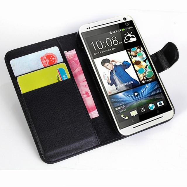 Effelon desire 210 case бумажник карты книга стиль флип стенд кожаный case задняя крышка для htc desire 210 телефон case