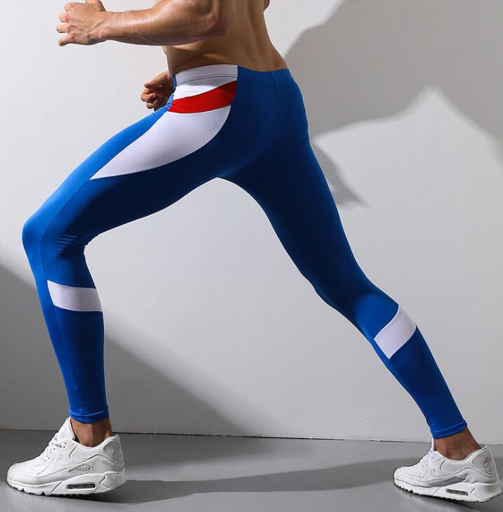 Men's Clothing Male Based Home Furnishing Leggings Pants Men Casual Elastic Sleep & Lounge Male slim long johns Sleep Bottoms