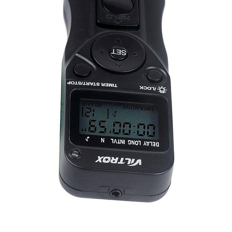 VILTROX Intervalo temporizador temporizador de control remoto con - Cámara y foto - foto 3