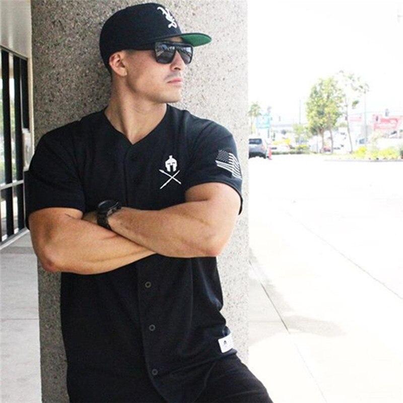Gym T shirt Crossfit Fitness T-shirt (8)