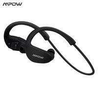 Mpow Handsfree Cheetah 4 1 Bluetooth Headset Headphones Wireless Stereo Headphone With Microphone AptX Sport Earphone