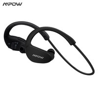 Mpow Handsfree Cheetah 4 1 Bluetooth Headset Headphones Wireless Stereo Headphone With Microphone AptX Sport Earphone