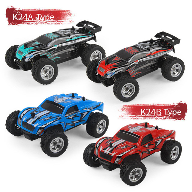 New RC Remote Control Drift Car  k24 series RC Car 1/24 15KM/H Hight Speed Racing Electric 2WD Hobby Monster Truck Gift for Kids