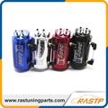 RASTP-Universal 10mm D1 Spec Turbo Motor Oil Catch Tank Can Reservatório Desempenho LS-OCC001