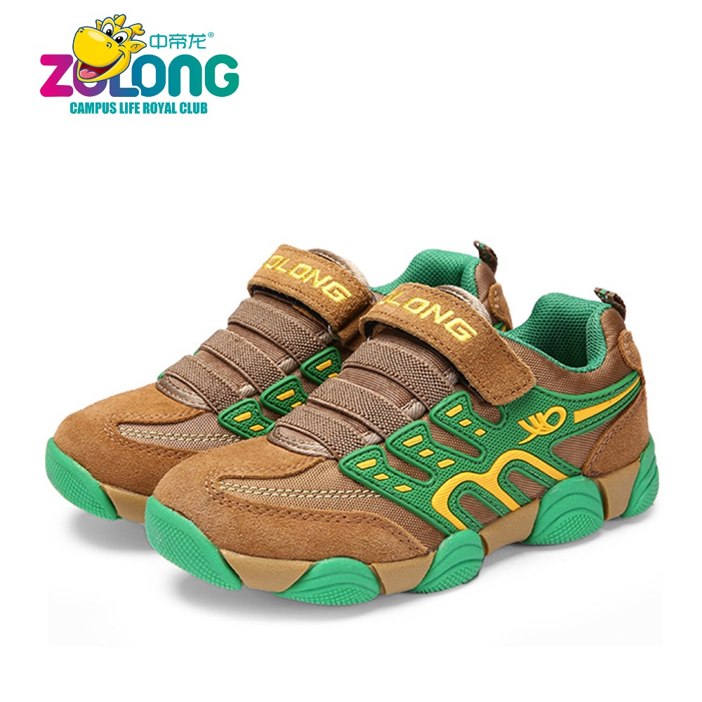 Children Shoes Sneakers Boys Casual Shoes Breathable Hook Loop Shoes Anti Slippery School Shoes Spring Autumn Boy Footwear New