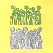 DUOFEN 2018 New Trees metal Cutting Dies Stencils for DIY Scrapbooking stamping Die Cuts Paper Cards craft dies in cutting dies