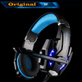 Original Professional KOTION EACH G9000 3.5mm Gaming Headphone Headset Earphone with Microphone LED Light For PS4 Laptop Tablet