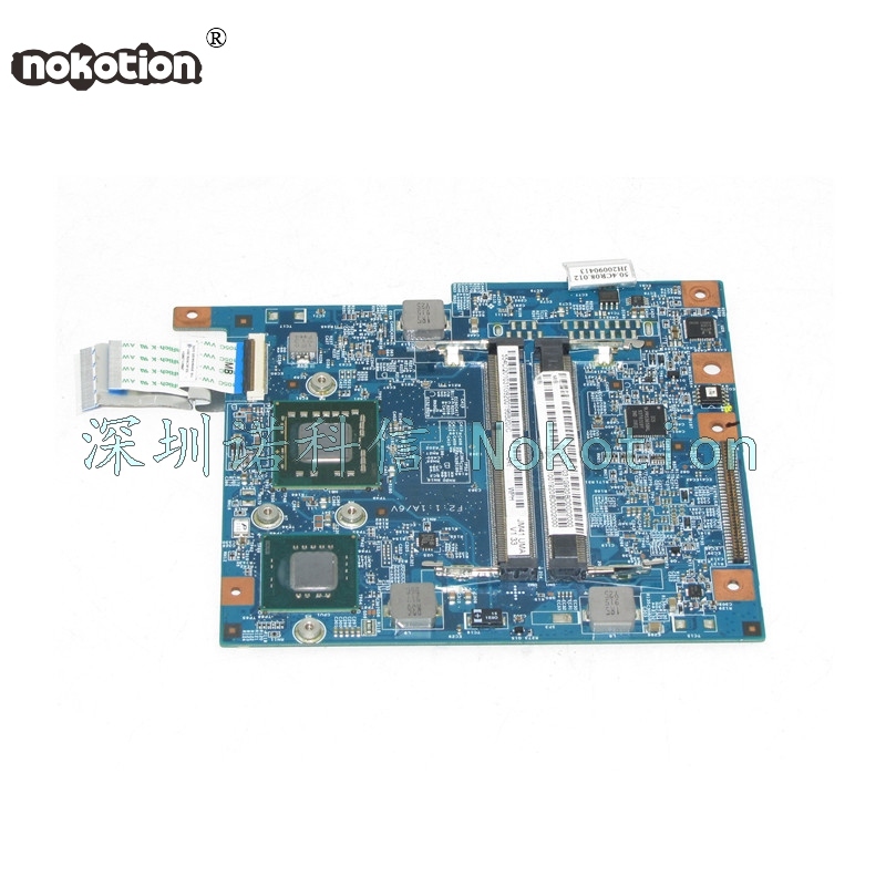 NOKOTION 48.4CO01.021 MBPDM01001 MB.PDM01.001 For acer aspire one mini 4810T laptop motherboard SLGS8 SU2700 CPU DDR3 nokotion for acer aspire m5 481 laptop motherboard nbm3w11002 da0z09mbah0 intel integrated hm77 ddr3