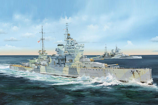 1pcs Action Figures Kids Gift Collection For Trumpeter 05324 1/350 HMS Queen Elizabeth Plastic Model Warship Kit дрель шуруповерт ударная redverg rd id850s