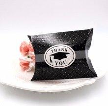 Graduation Design Gift Boxes 100 pcs/lot