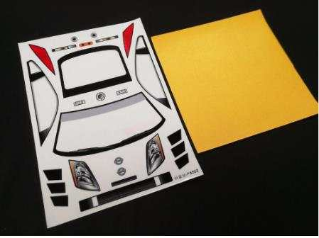 US $35 99 |1/10 scale RC Car Clear Body Shell nNissan 350Z decals stickers  On Road Drift Yokomo TT 01 HPI kyosho tamiya hsp redcat fs acme-in Parts &