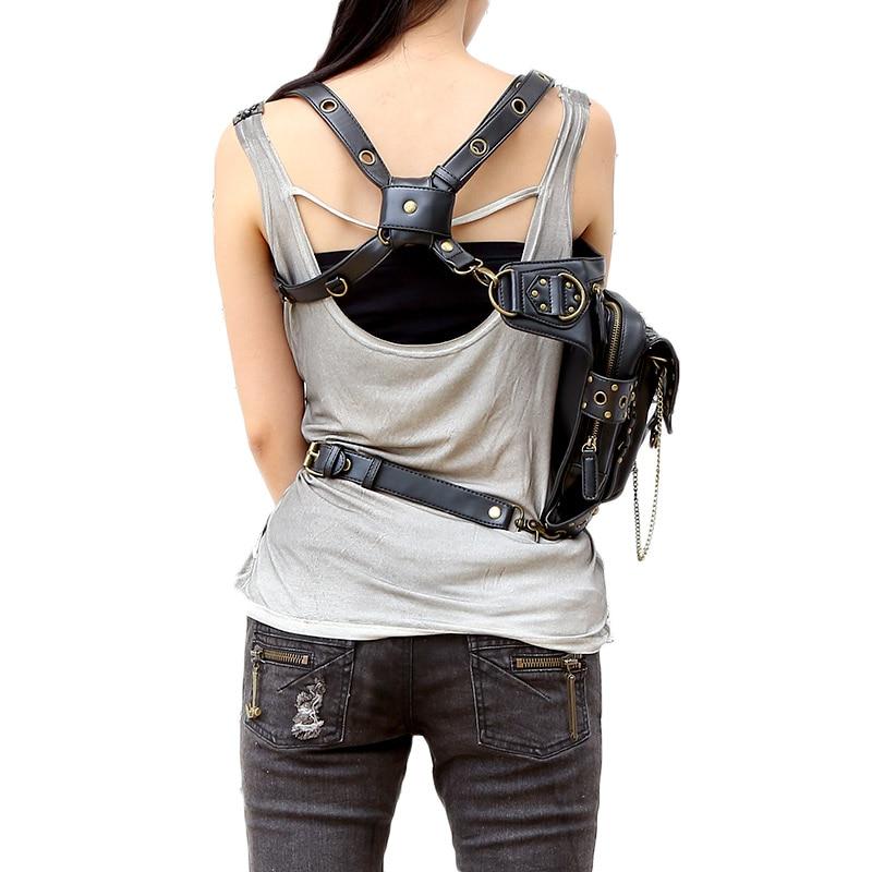 com a perna coldre Tipo de Ítem : Waist Bags, Crossbody Bags, Shoulder Bags