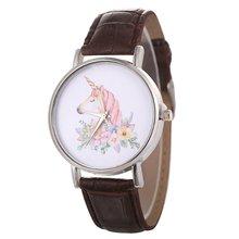 Women Watch Leather Strap Quartz Watch Band Wristwatch Strap Analog Quartz Travel Time Reloj femen fashion women watch inbuilt artificial diamond leather strap quartz wristwatch