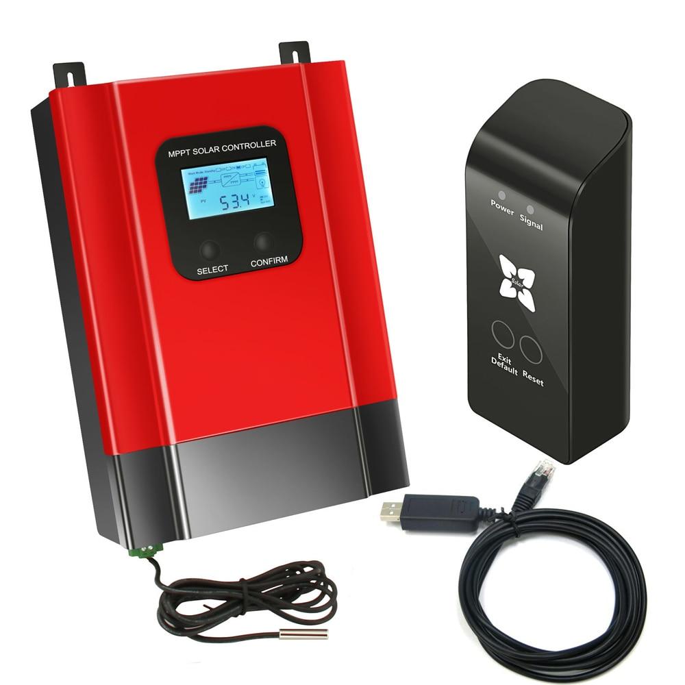 60A/40A MPPT contrôleur de Charge solaire eSmart3 12 V 24 V 36 V 48 V travail automatique LCD affichage Max 150 V entrée Communication RS485