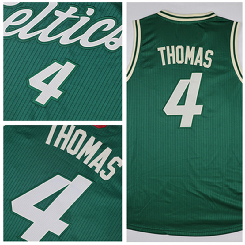 jersey jerseys Picture - More Detailed Picture about Green #4 ...