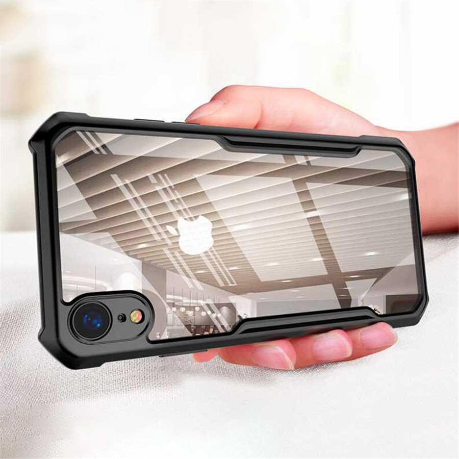 Tikitaka-Shockproof-Armor-Case-For-iPhone-XS-XR-8-7-Plus-Transparent-Case-Cover-For-iPhone