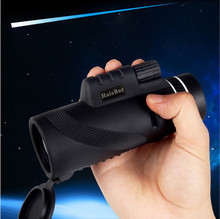 High Power 50X60 HD Monocular Telescope Shimmer Night Vision Outdoor Hiking Handheld Professional Hunting 5.29