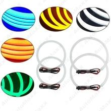 5 Color Car Angel Eye Light Halo Ring Cotton Light Error Free LED SMD For BMW