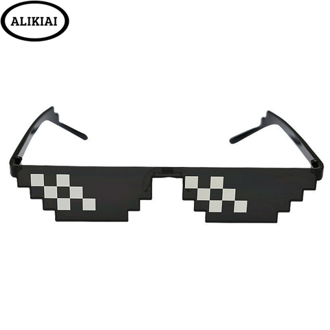 Deal With It Sunglasses Men sunglasses women Minecraft Polygonal Thug Life Shades Masculine  Bits Style Pixe Islamabad