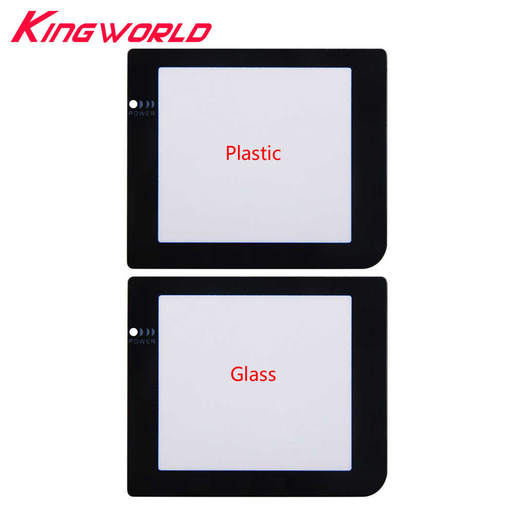 Protective Lamp Hole Plastic Screen Lens for Nintend Game Boy for