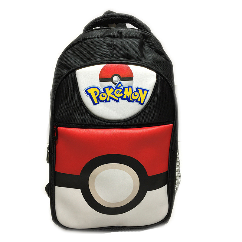 83f488cf5b Detail Feedback Questions about Fashion Pokemon Backpack Pokemon Go  Schoolbags For Teenager Shoulder Bags Pocket Monster Bagpack Pikachu  Backpack Sac A Dos ...