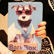 For Apple Ipad Air Cases Ipad 5 9.7″ Tablet Protective Case Fashion Dog Pattern Shockproof Full Body Protective Cover
