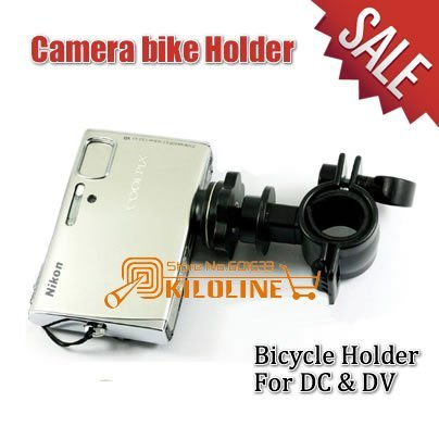 Motorcycle Bike Bicycle Mount Holder for Digital Camera