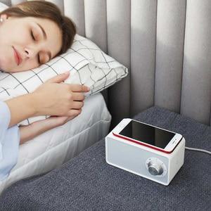Image 5 - Youpin Qualitell אלחוטי טעינת שינה רמקול טבעי מרגיע נשמע מגע שליטה בסיוע שינה