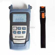 RY3200B 50〜+ 26dbmハンドヘルド光パワーメータと視覚障害ロケータ10メガワット