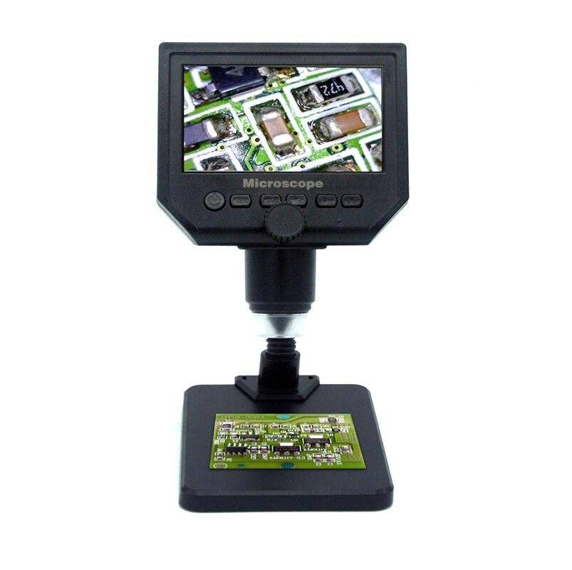 600X8 светодиодный Цифровые микроскопы USB эндоскопа Камера Microscopio HD лупа для мобильных телефонов ремонт инструмент для пайки BGA SMT часы