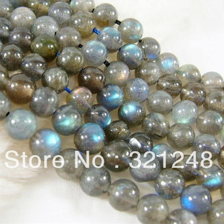 High quality labradorite natural stone 4mm 6mm 8mm 10mm 12mm beautiful hot sale round loose beads Jewelry 15 inch GE5002 шарф lavelle шарф