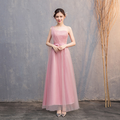 Burgundy Bridesmaid Long Dresses Prom Sister Guest Wedding Party Off The Shoulder Sexy Formal Club Dress Floor Length Vestidos